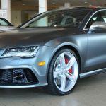 2015 Audi S4 Daytona Grey