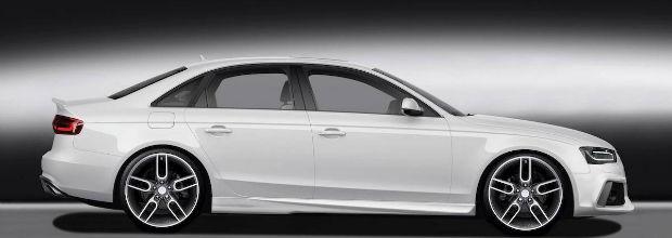 2015 Audi S4 White