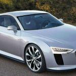2015 Audi S5 Silver