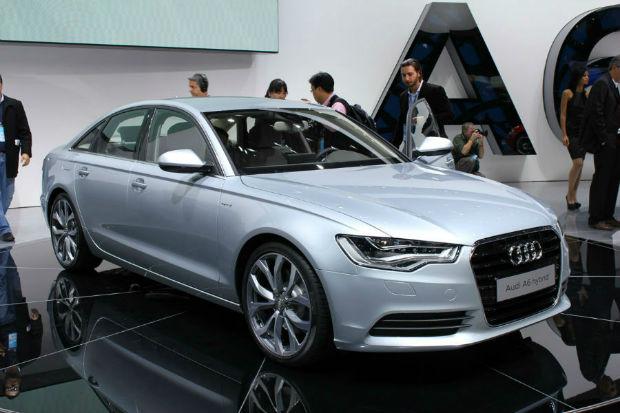2015 Audi S6 Hybrid