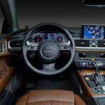 2015 Audi S7 Interior