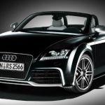 2015 Audi TT Roadster Convertible