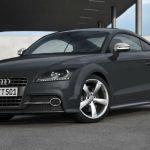 2015 Audi TTS Black