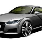 2015 Audi TTS Concept