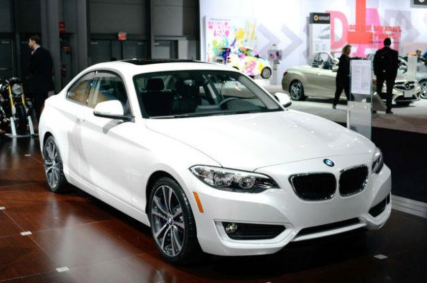 2015 BMW 2 Series Coupe M235xi White