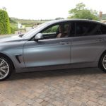 2015 BMW 4 Series Gran Coupe Mineral Grey