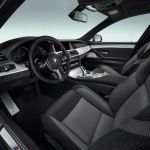 2015 BMW 5 Series M Sport Interior
