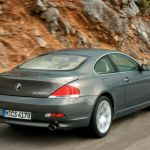 2015 BMW 6 Series Body Style