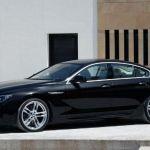 2015 BMW 6 Series Coupe Black