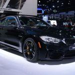 2015 BMW M3 Black