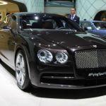 2015 Bentley Flying Spur V8 Black
