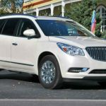 2015 Buick Enclave White