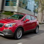 2015 Buick Encore Engine Upgrade