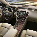 2015 Buick Regal Interior