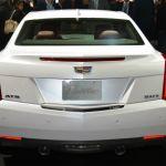 2015 Cadillac ATS Exterior