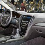2015 Cadillac ATS Interior