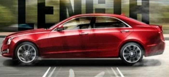 2015 Cadillac ATS-L Redesign