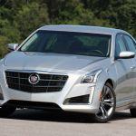 2015 Cadillac CTS VSport
