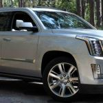 2015 Cadillac Escalade Silver
