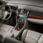 2015 Cadillac SRX Interior
