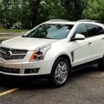 2015 Cadillac SRX White