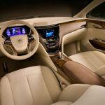2015 Cadillac XTS Interior