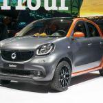 2016 Smart Car Canada