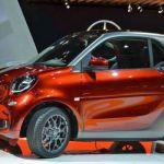2016 Smart Car Forfour