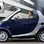2016 Smart Convertible Car
