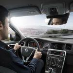 2016 Volvo V60 Dashboard