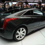 2015 Cadillac ELR Black