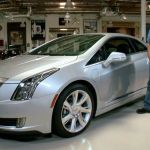 2015 Cadillac ELR Silver