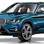 Nuova BMW X1 2017