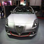 2017 Alfa Romeo Giulietta Facelift