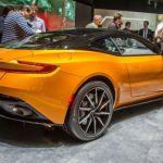 2017 Aston Martin Db11 MSRP