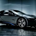 2017 BMW i8 Black