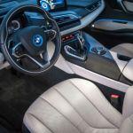 2017 BMW i8 Interior