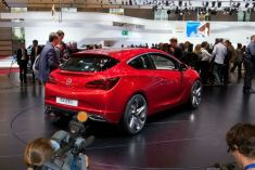 Opel Astra GTC 2018