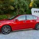2018 Acura RLX Photos
