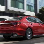 2018 Acura RLX Pictures