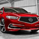 2018 Acura TLX Redesign
