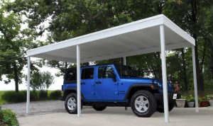 Arrow Freestanding Patio Cover/Carport