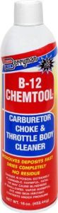 Berryman (0117C) B-12 Chemtool Carburetor/Choke and Throttle Body Cleaner