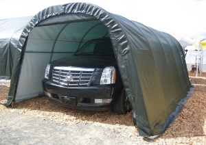 ShelterLogic Portable Garage