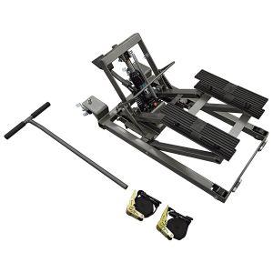 Titan Lifts MPJ-1500-GR Metallic Grey Multi-Purpose Rolling Hydraulic Jack
