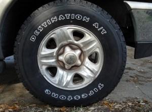 Firestone A/T Tires
