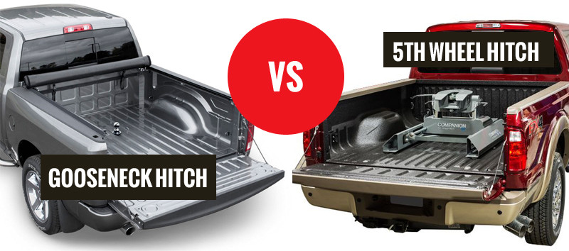 Fifth Wheel To Gooseneck Hitch >> 5th Wheel Vs Gooseneck Hitches What S The Difference