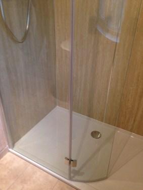 Shower in West Wellow