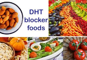 ​Best dht blocker Food for Hair Loss Prevention