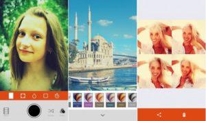 Selfie app